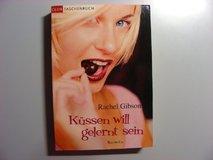 Küssen will gelernt sein. Roman